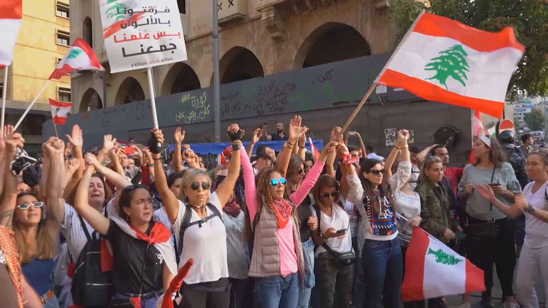 政治、經濟及疫症危機令黎巴嫩亂上加亂