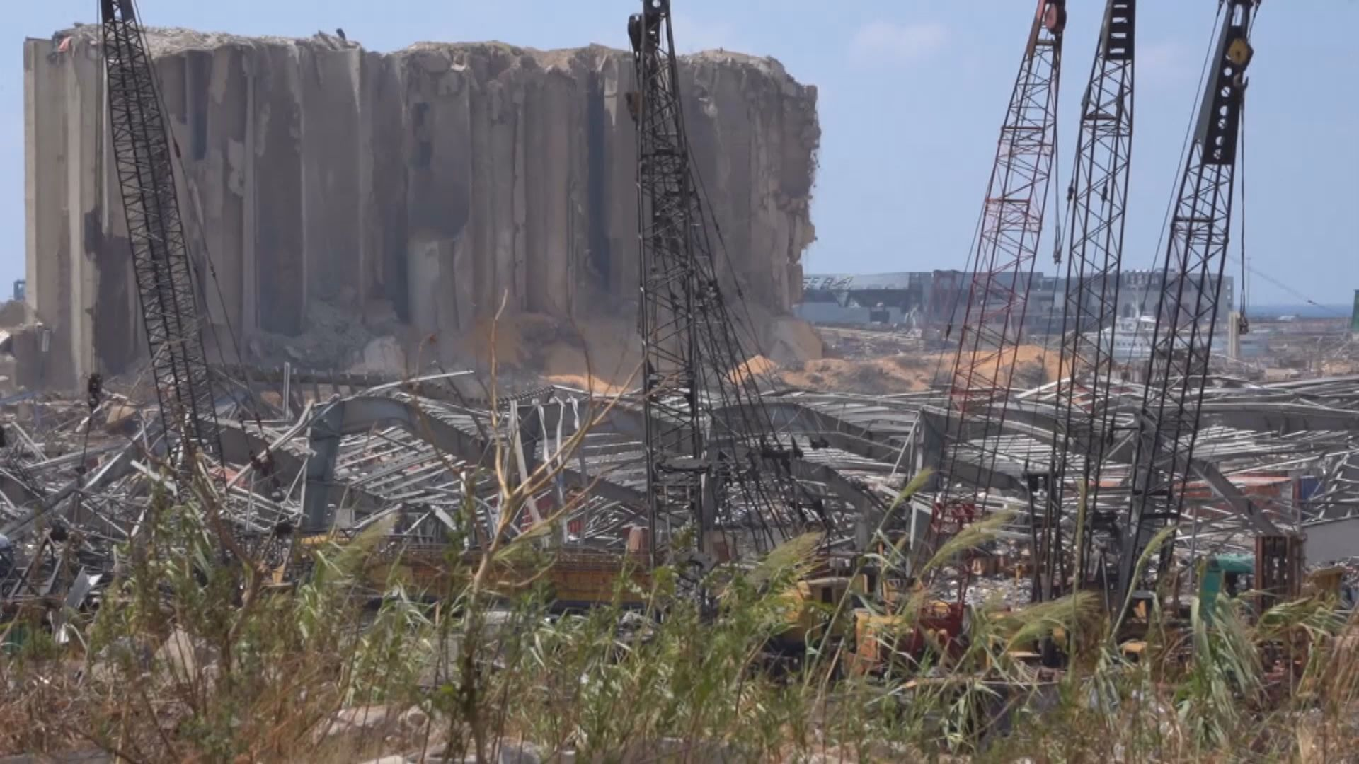 黎巴嫩總統指將調查爆炸所有可能原因