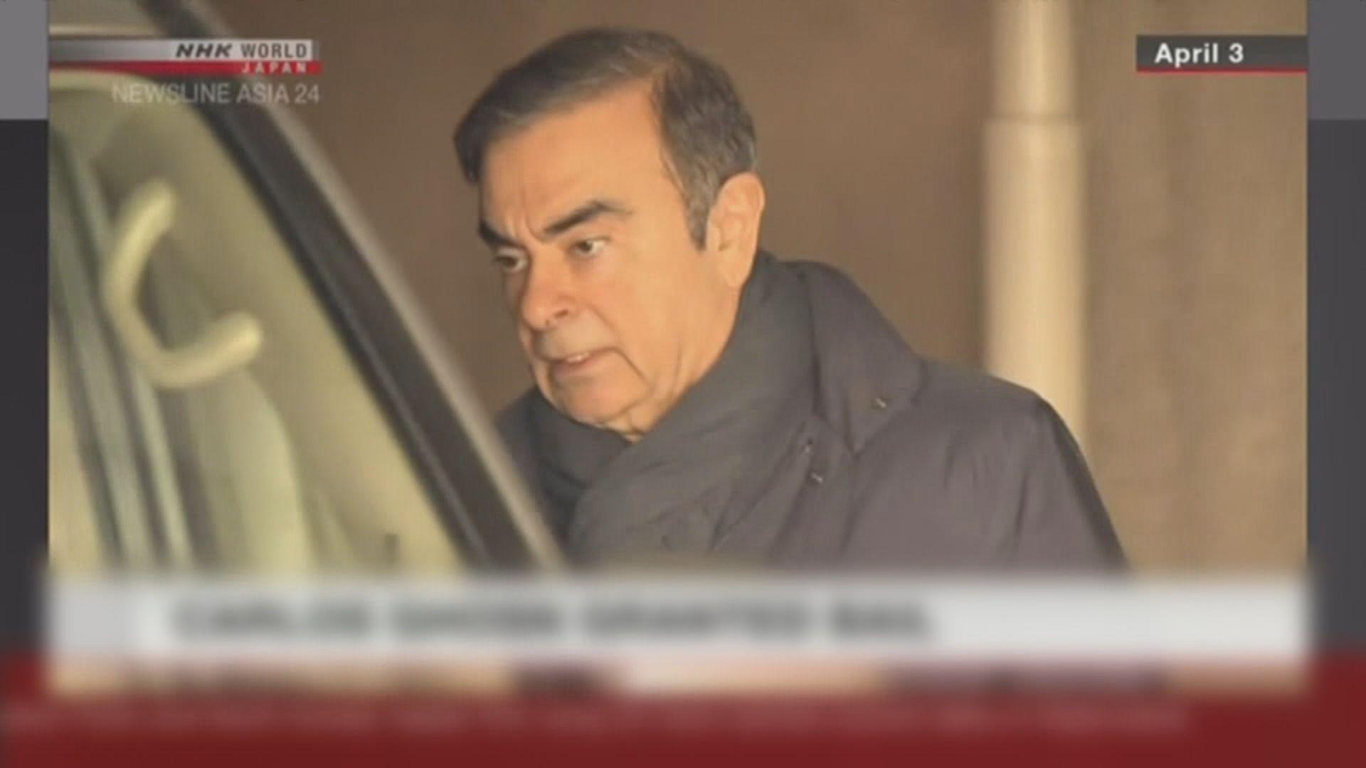 黎巴嫩上月中曾要求送還日產汽車前會長戈恩