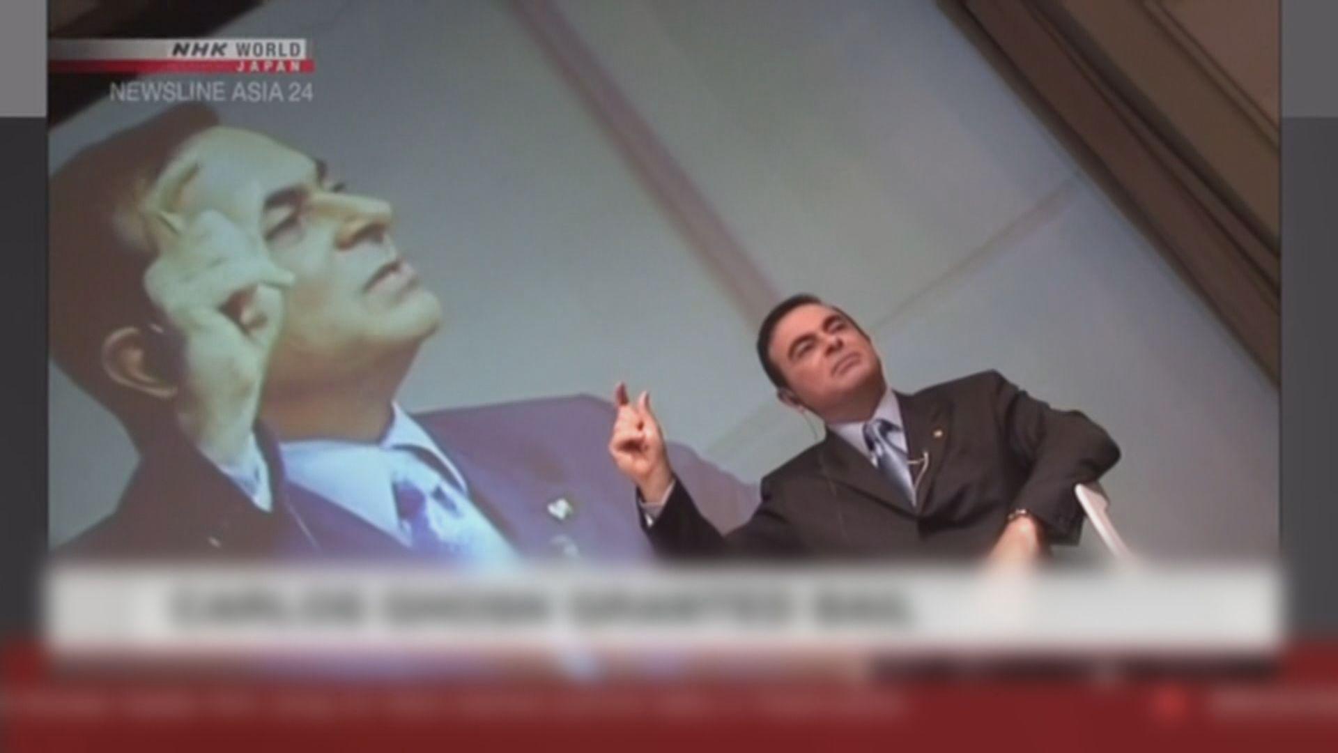 黎巴嫩接獲國際刑警對戈恩發紅色通緝令
