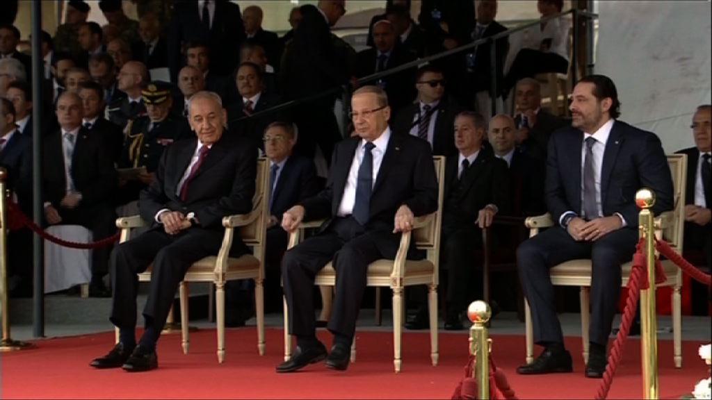 黎巴嫩總理哈里里暫緩辭職