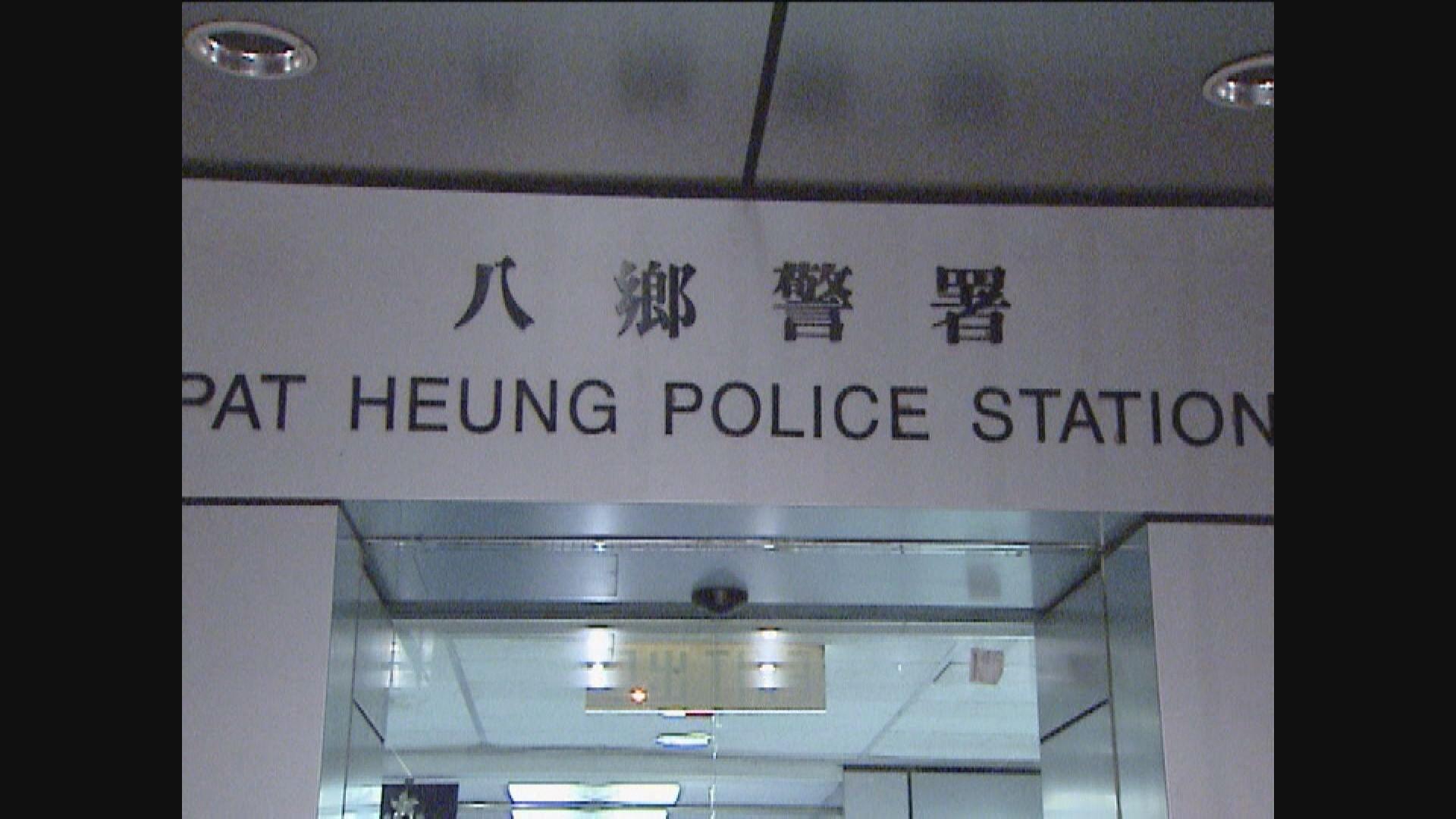 據了解五名軍裝接觸過李偲嫣 現於警署房間內待衞生署指示