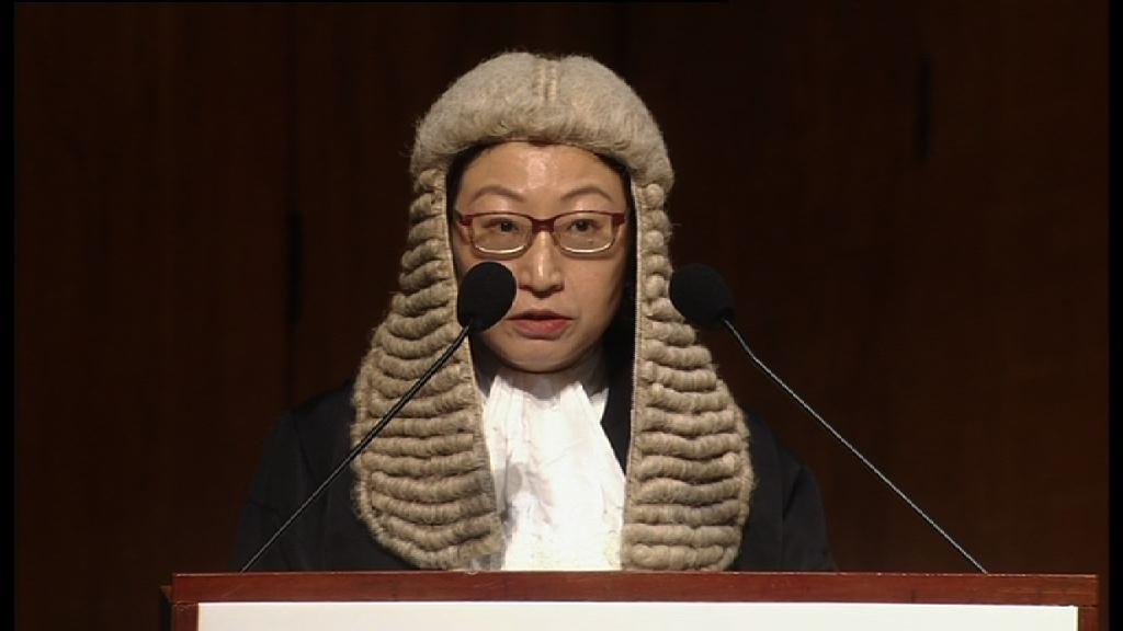 鄭若驊:日常生活一舉一動是法治明證