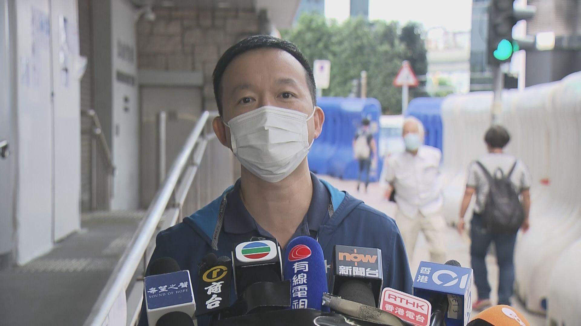 朱凱廸、陳志全及許智峯獲准保釋 明日下午提堂