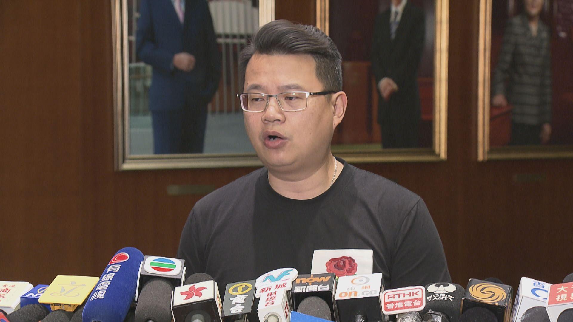 【逃犯條例】尹兆堅︰修改不切實際 依然打擊香港法治