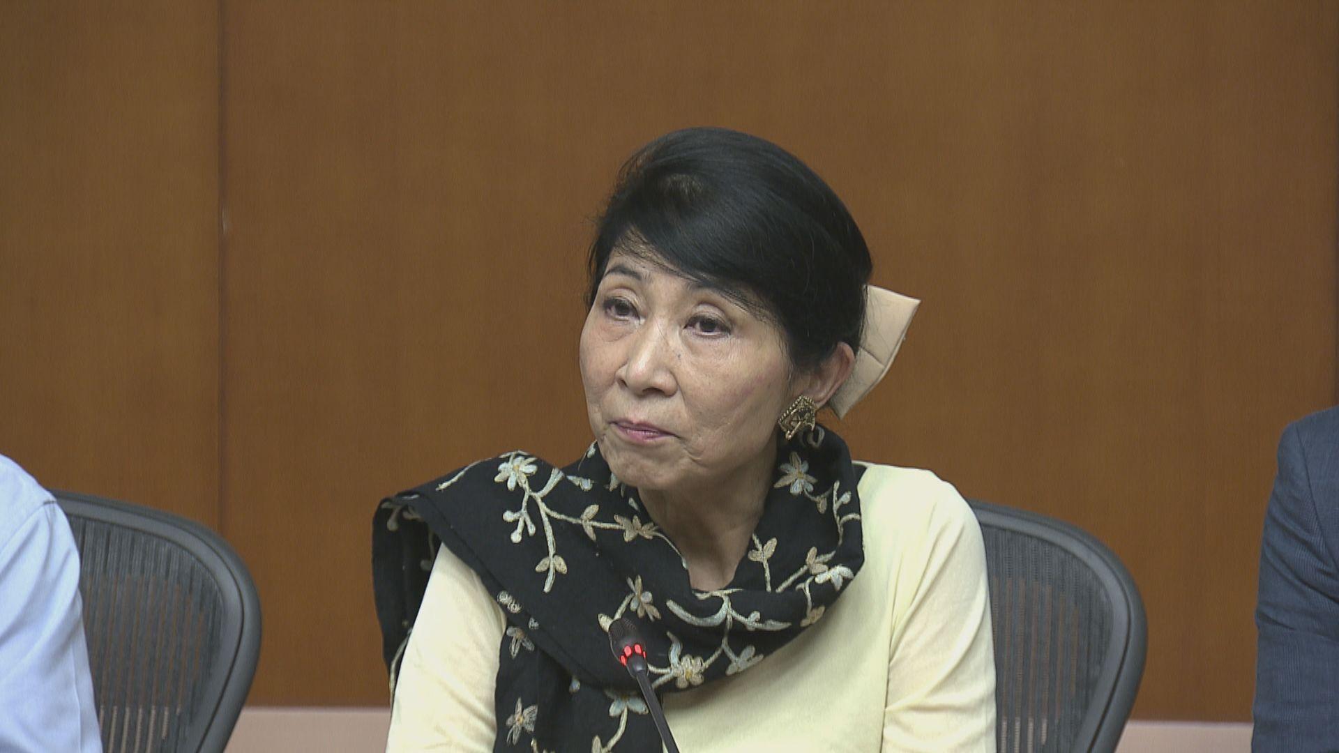 毛孟靜:不應因缺席會議取消佔中案議員議席