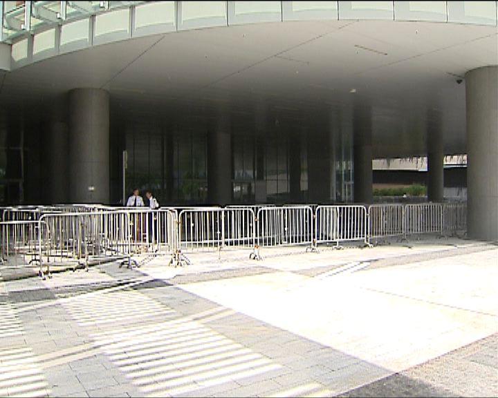 立會示威區開放時間改為早七晚十一