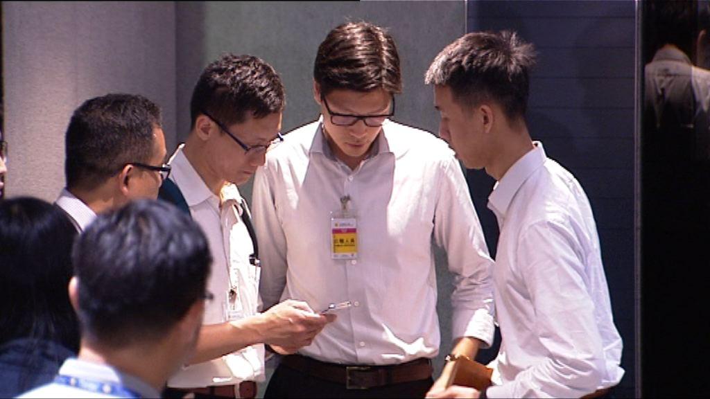 許智峯:警方未有聯絡 不再評論事件