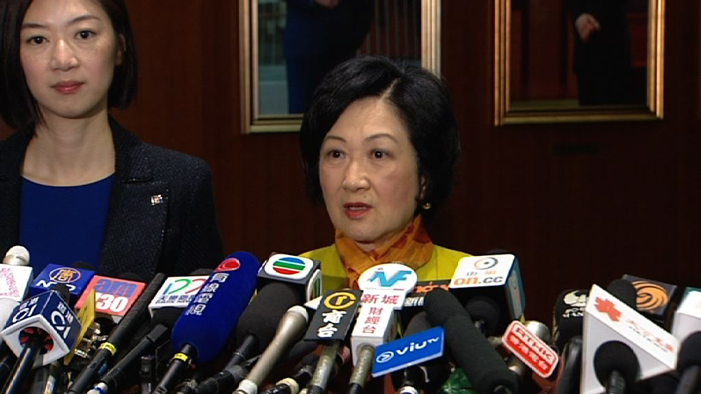 葉劉:不滿區諾軒燒基本法故離場抗議