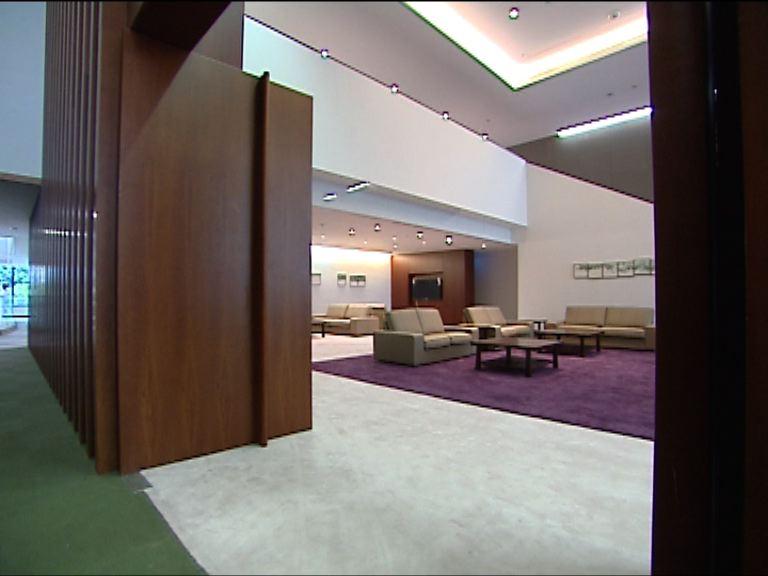 立法會秘書處研究加強大樓保安