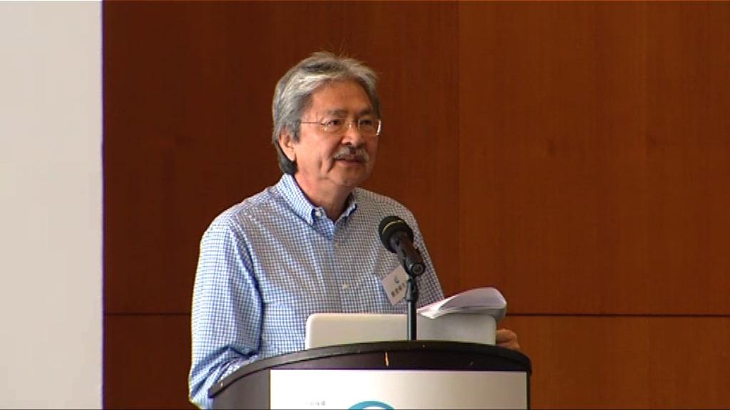 曾俊華:立法會討論不再理性