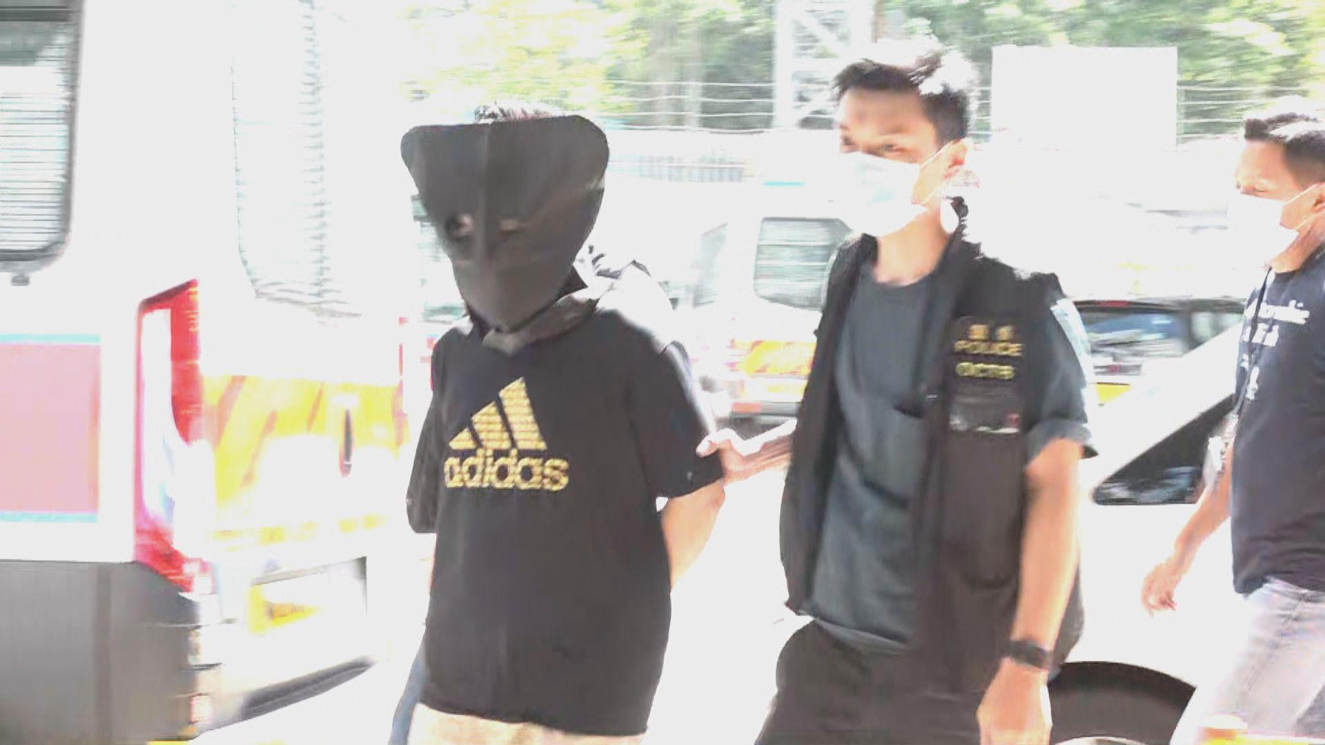 一家三口涉發送威脅殺人信件被捕