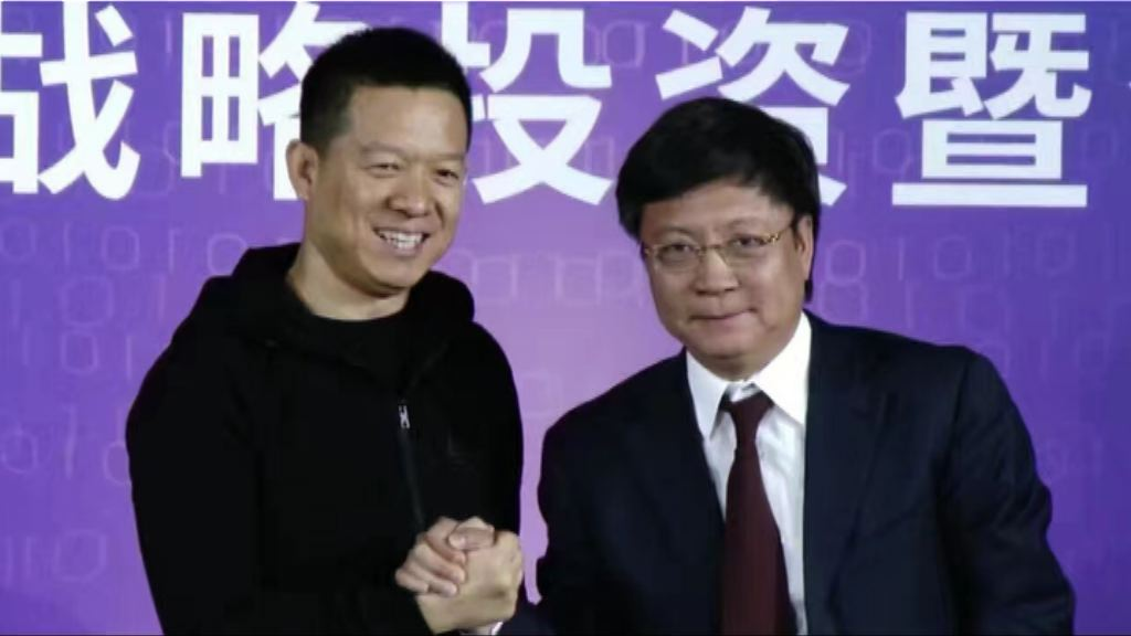 【高層地震】孫宏斌:不尋求樂視控股權