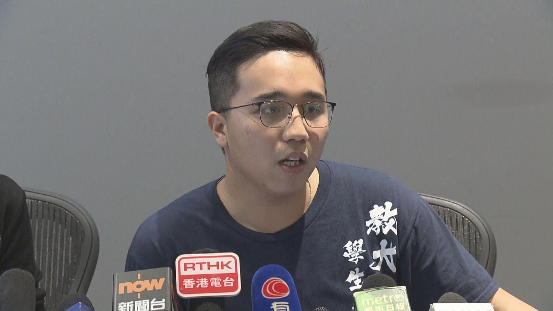 港鐵提供831兩站片段不全 梁耀霆發律師信要求交代原因