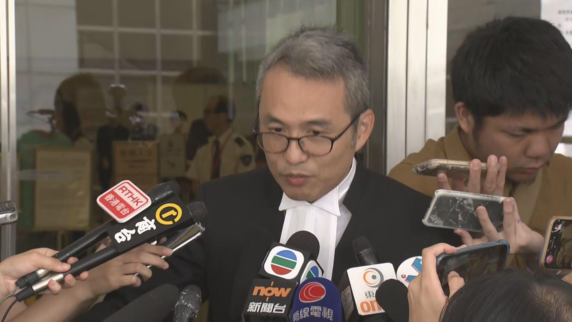 721元朗襲擊 梁卓然:警方資料影響案件進度