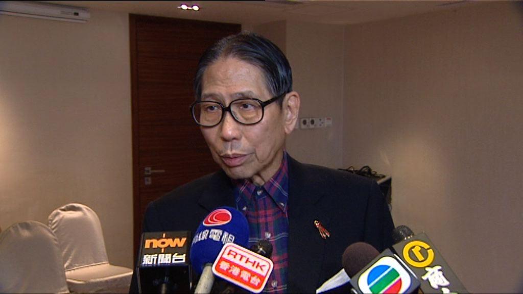 梁智鴻促勞方代表重回標時談判桌