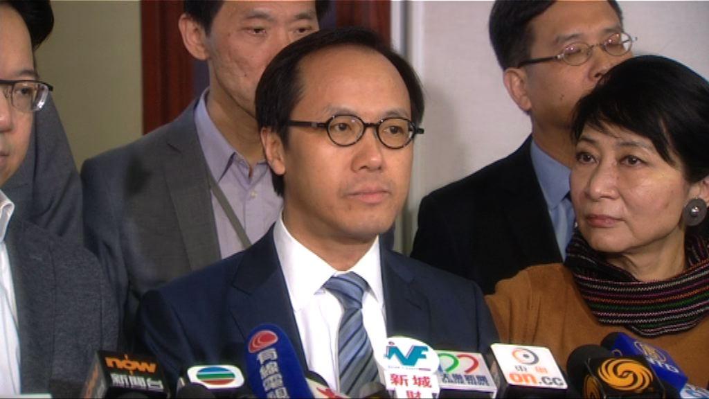 梁繼昌:相信香港司法制度公平公正