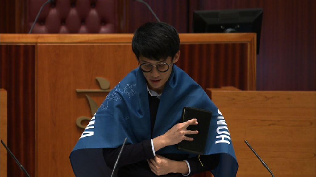 梁君彥:若梁游再沒回覆或採法律行動