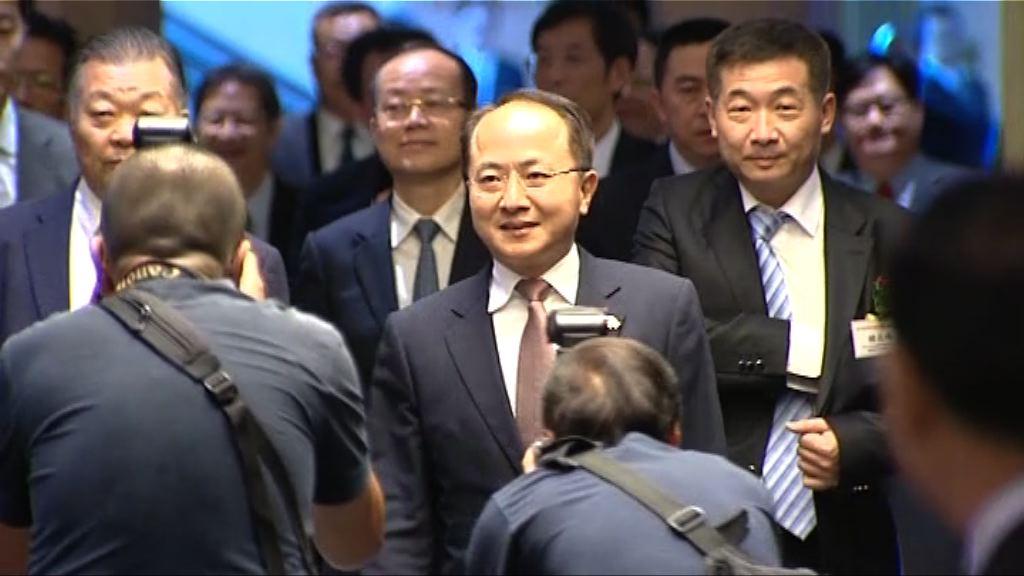 王志民:中央對港獨零容忍