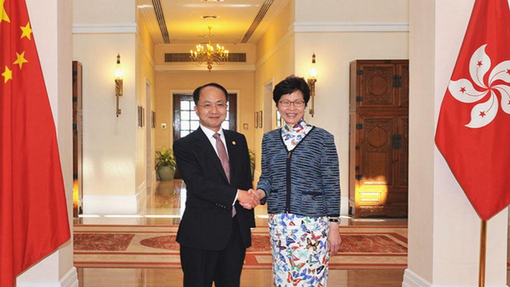 王志民:中聯辦將作新的應有貢獻