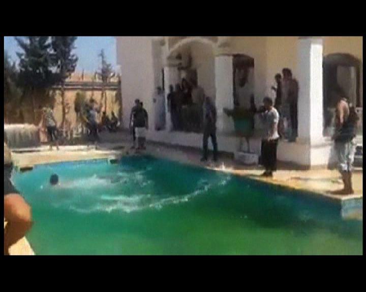 利比亞武裝聲稱佔領美國大使館