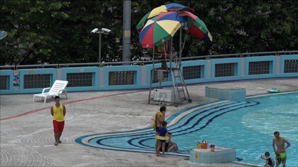 街工:救生員不足致泳池未能全面開放