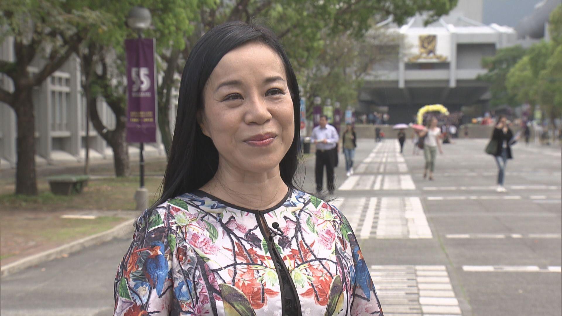 凌友詩:當政協無罪 不會向台灣繳罰款