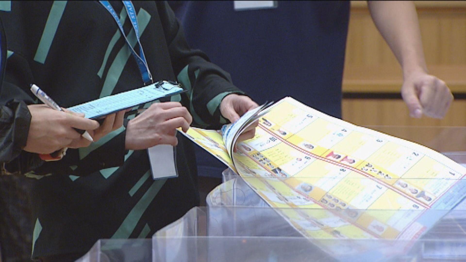 聶德權:選舉事務處內部管理有問題