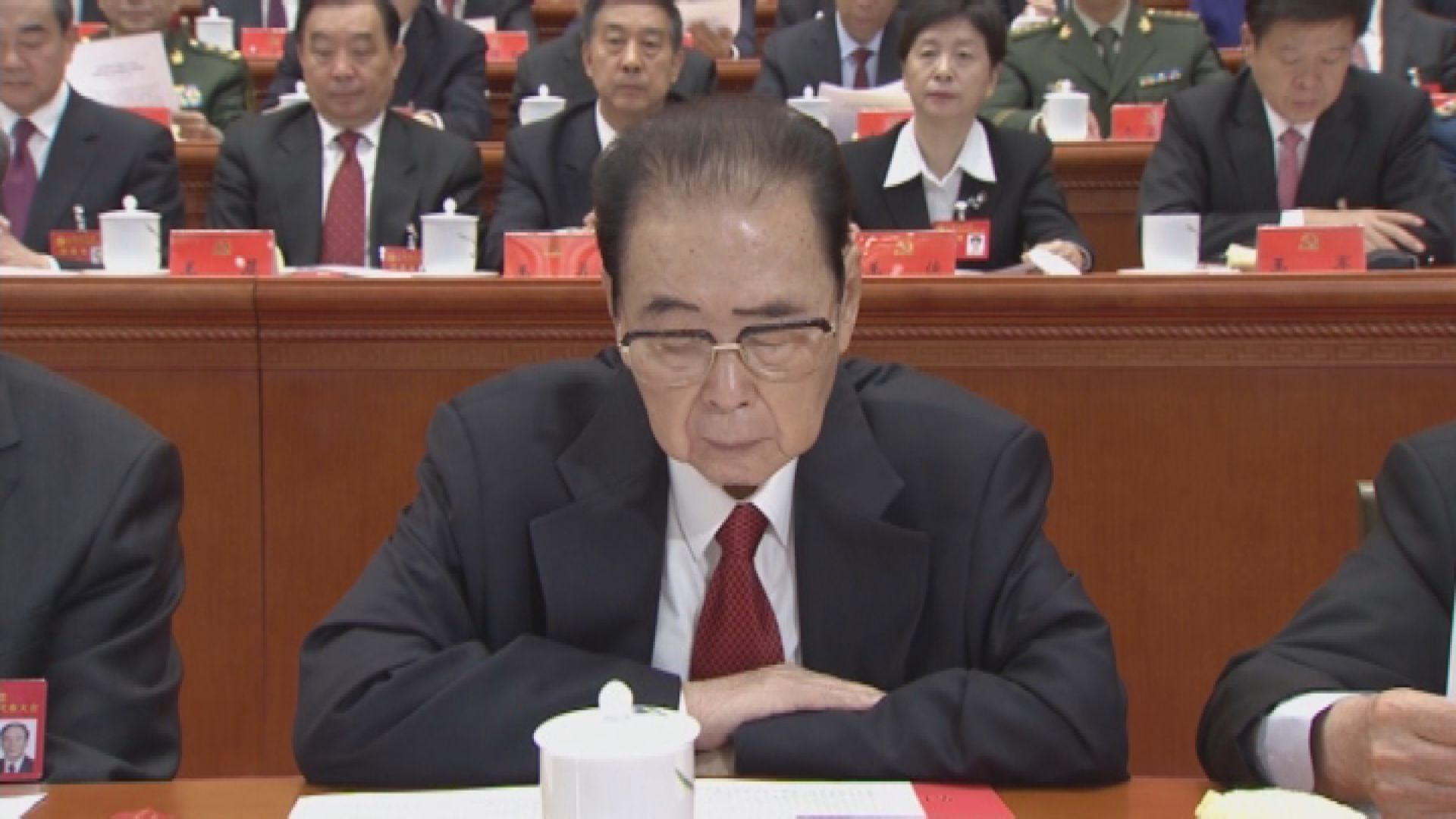 國務院前總理李鵬逝世 享年91歲