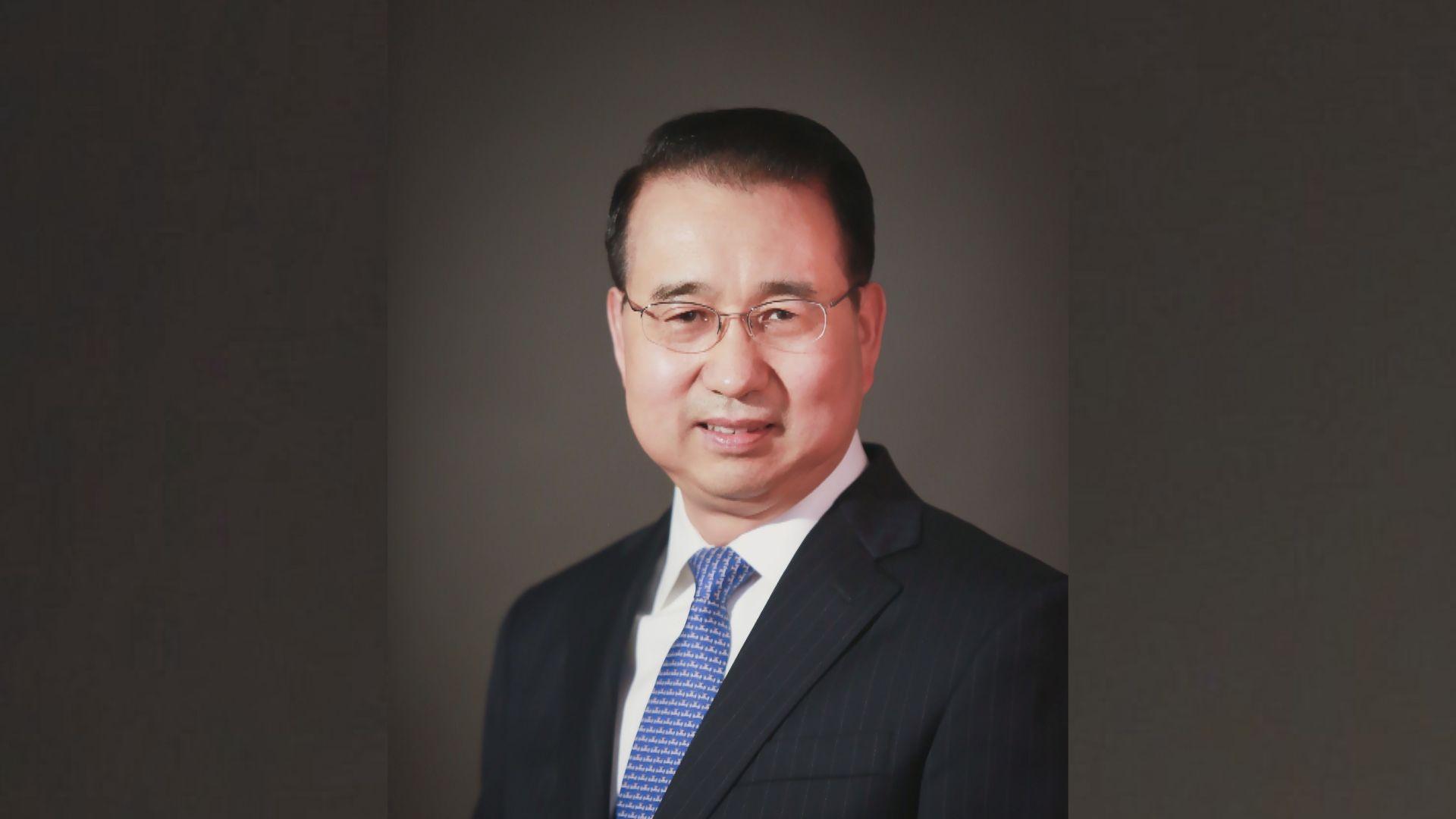 劉光源接任外交部駐港特派員 曾就涉港問題接受專訪