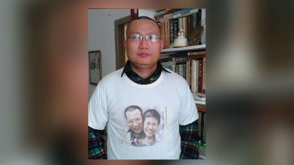野渡質疑劉曉光記者會上說法
