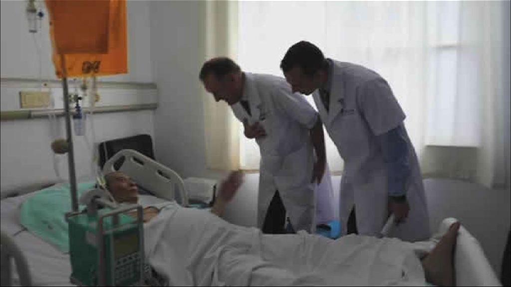 院方稱劉曉波已處肝癌終末期