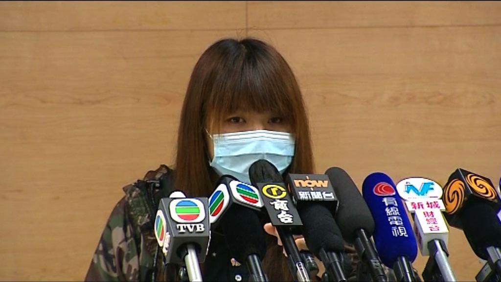 鄭凱甄:捐出肝臟只因救人要緊
