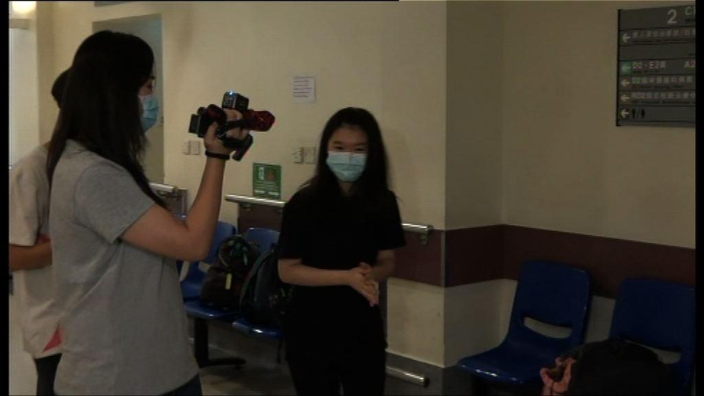 鄧桂思女兒質疑醫管局延遲公布原因