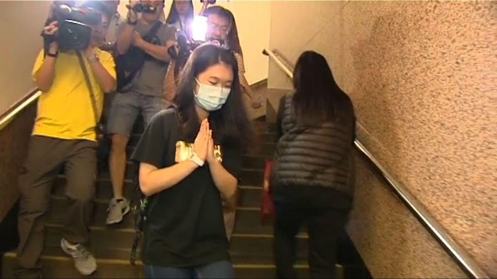 鄧桂思再接受肝臟移植手術