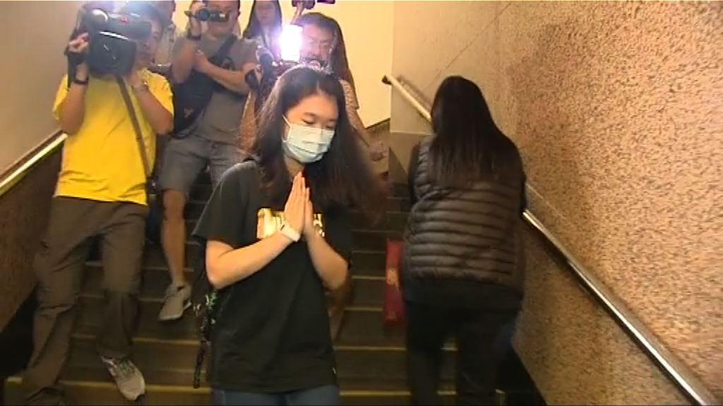 鄧桂思女兒感恩母親經歷兩次奇蹟