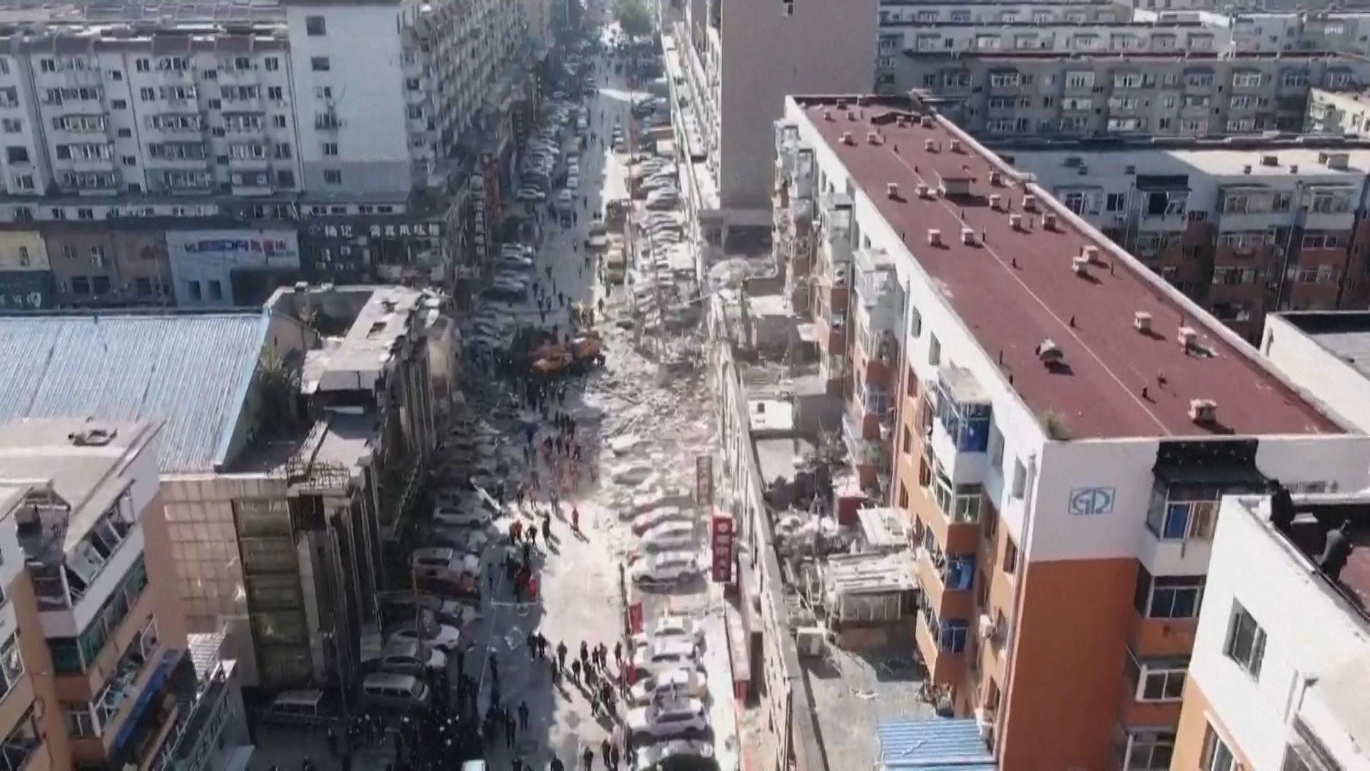 瀋陽燃氣爆炸事故 餐廳負責人否認指控
