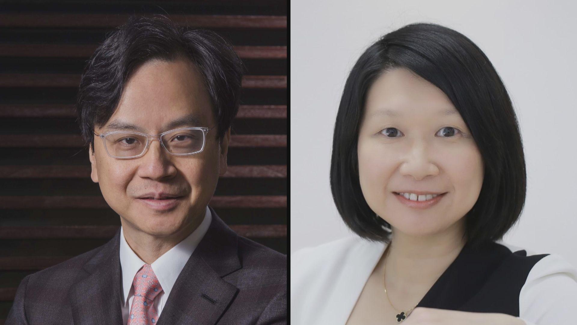 中大兩教授獲選去年20位頂尖轉化研究科學家