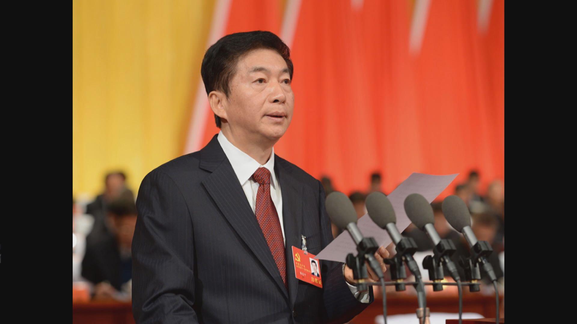 駱惠寧呼籲社團支持特首及政府依法施政