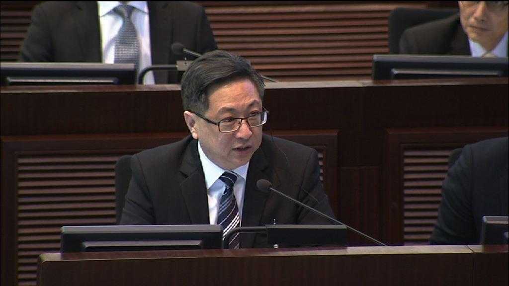 盧偉聰:警方會不偏不倚處理朱經緯案