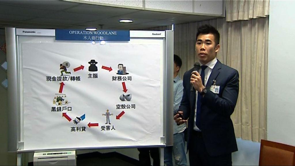 警方瓦解東九龍高利貸集團拘13人