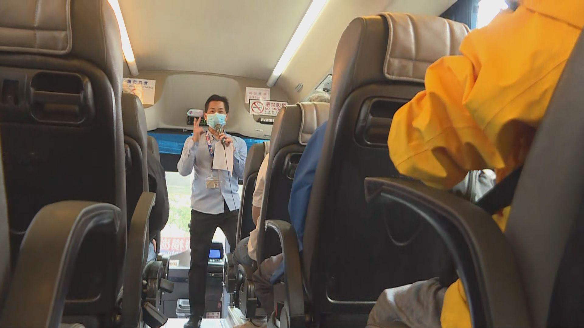 旅議會:有58間旅行社 過百旅行團登記本地遊