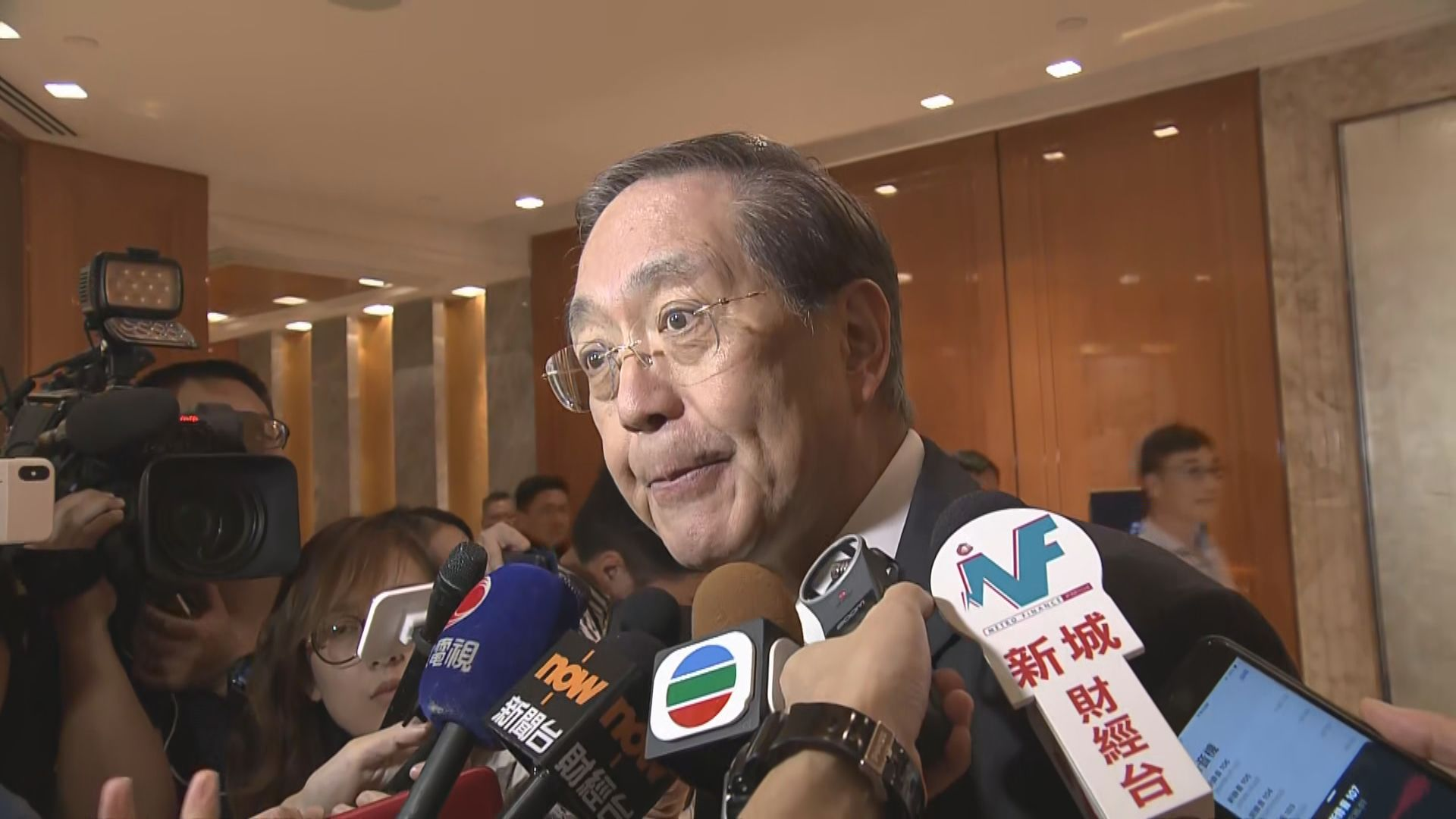 李國章:通識科執行出問題 應改善教師質素