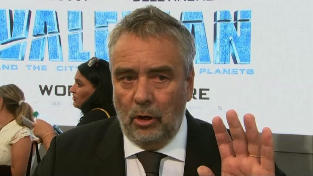 法國導演洛比桑涉迷姦女子遭調查