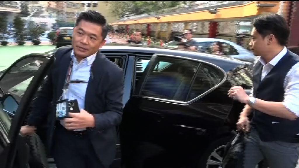 呂麗瑤稱被前教練性侵 警方到培正中學調查