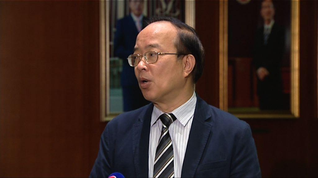 馬逢國:曾接獲類似呂麗瑤事件的匿名投訴