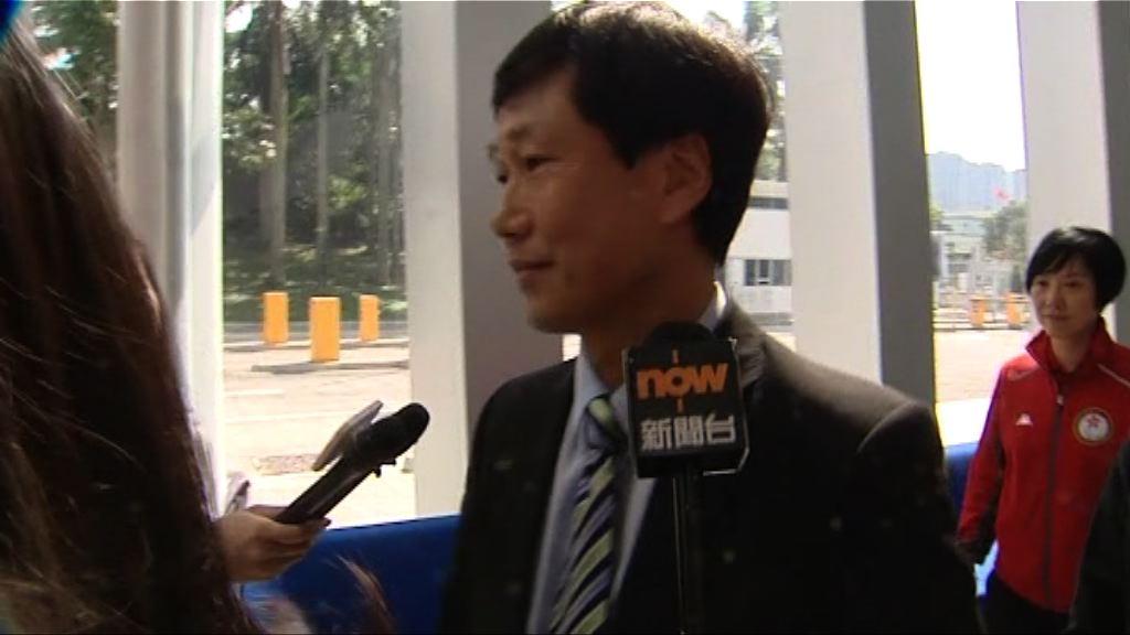 體育專員沒回應呂麗瑤疑被性侵事件