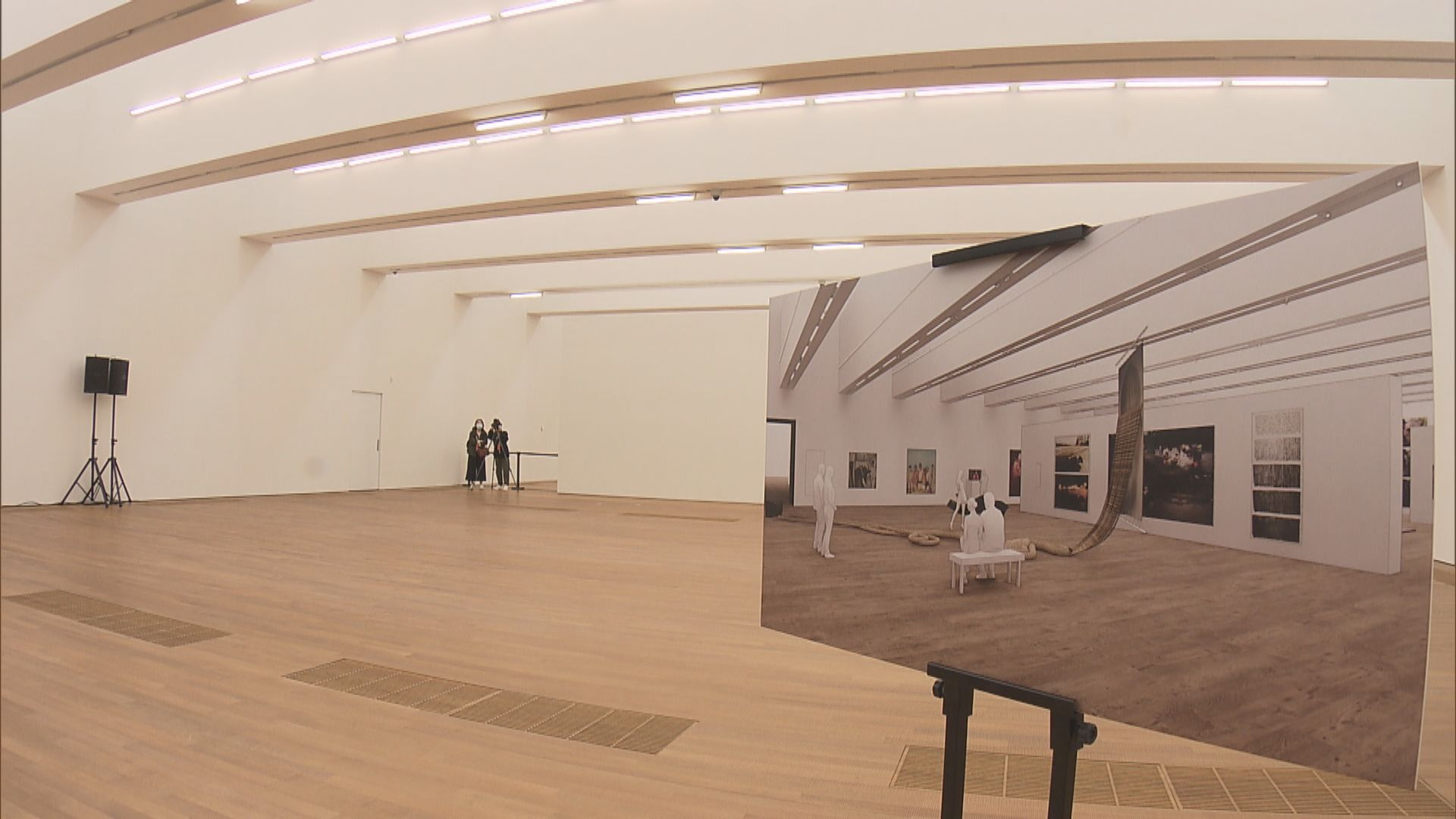 M+博物館料年底開幕 館方稱不會因政治拒展出政治敏感展品
