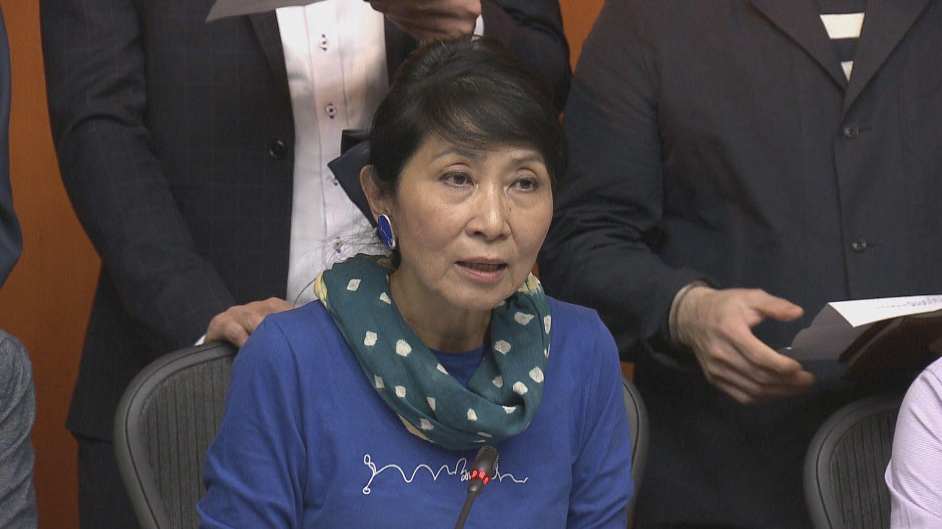 毛孟靜:政府有必要公開交代馬凱事件