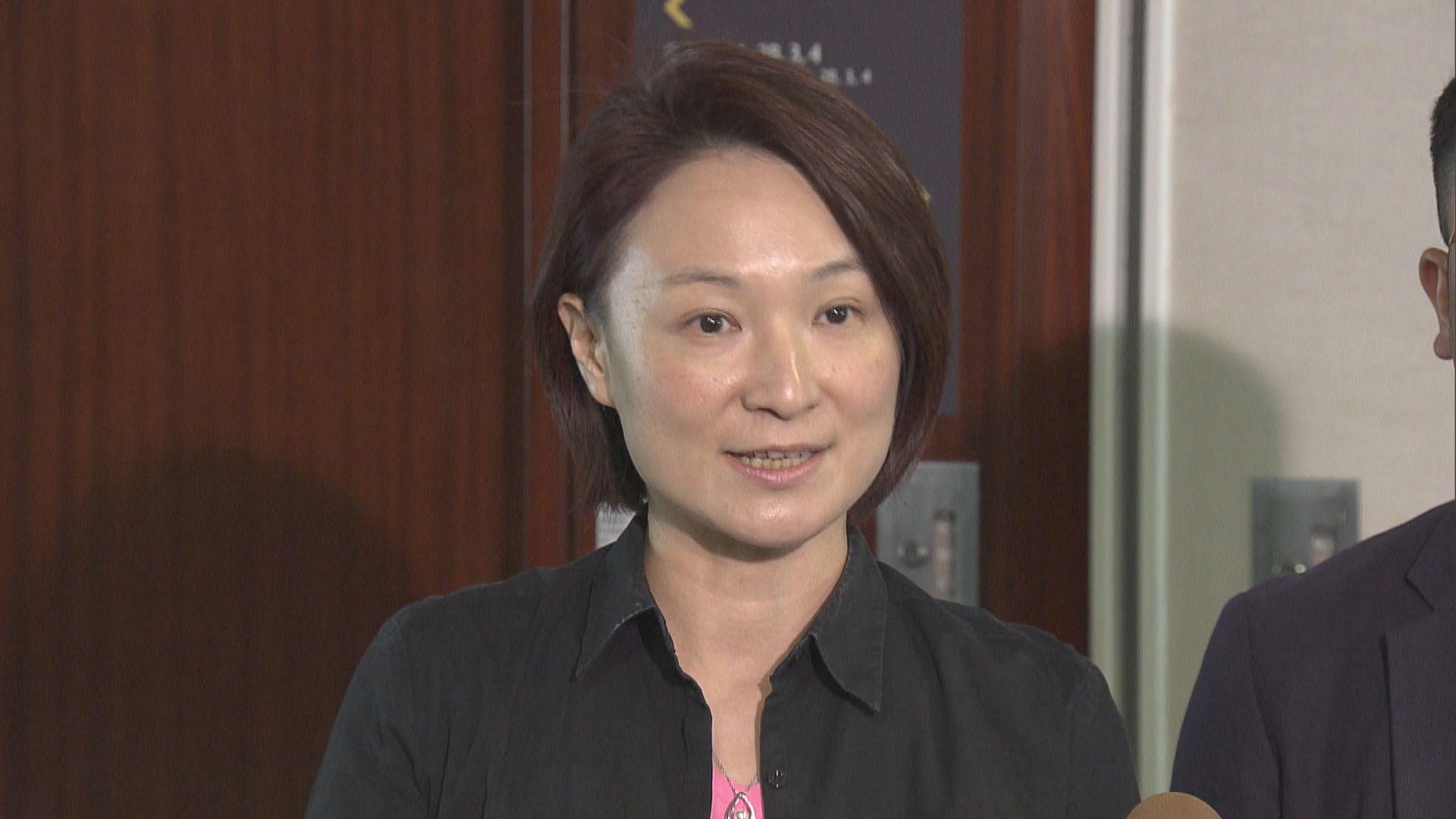 李慧琼:入境處決定與新聞自由無關